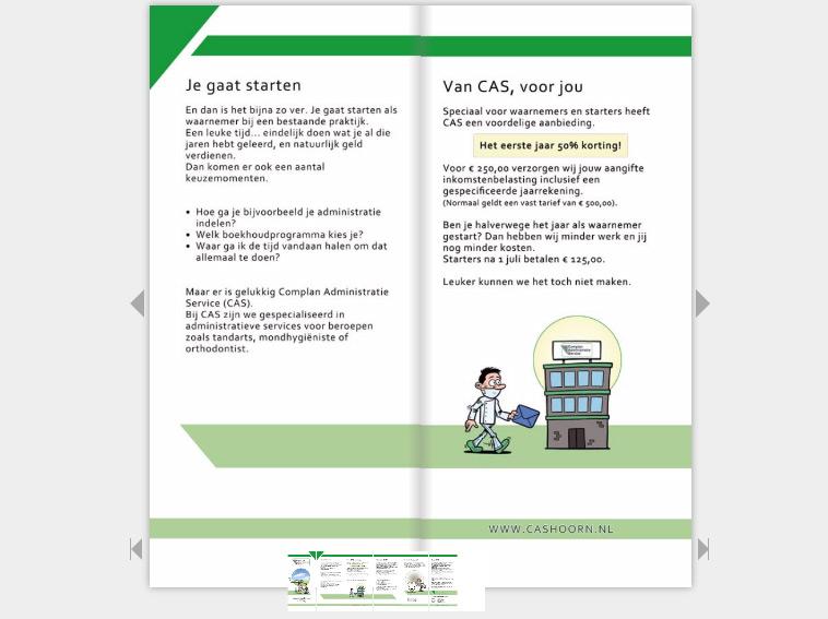 folder CAS